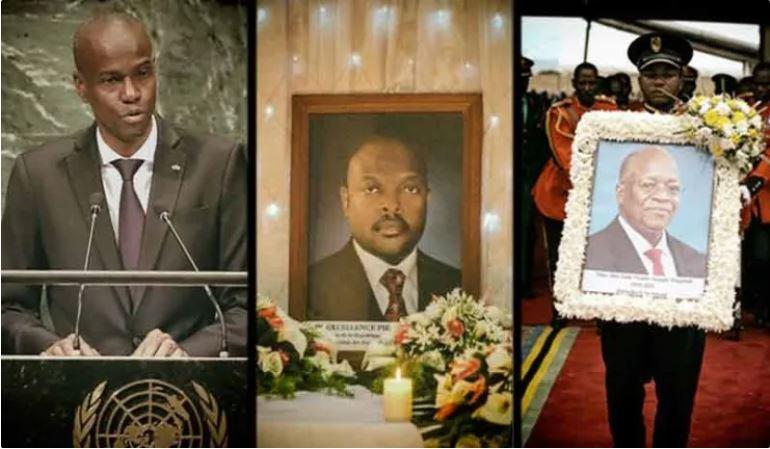 Le mystère des 3 présidents décédés après avoir bloqué la distribution des vaccins anti-covid dans leur pays