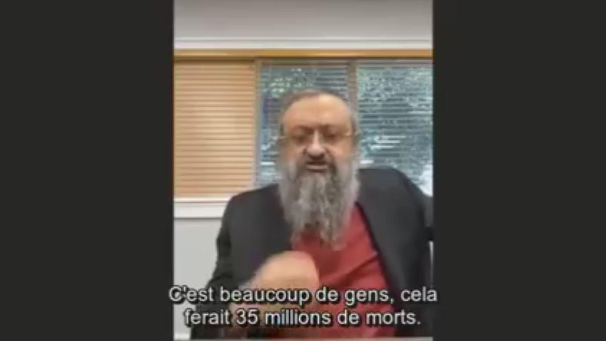 Vers un holocauste vaccinal ? Dr. Vladimir Zelenko
